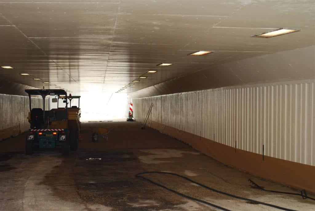 Fietstunnel Tilburg4