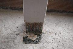 05. Betonreparatie kolommen