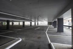 Gietasfalt Parkeergarage Rotterdam