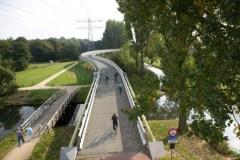 Fietsbrug A2 Maarssen0