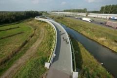 Fietsbrug A2 Maarssen1