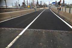 Gietasfalt Suurhoffbrug A15