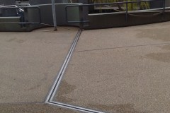 RVS dilatatieprofiel Utrecht parkeerdak