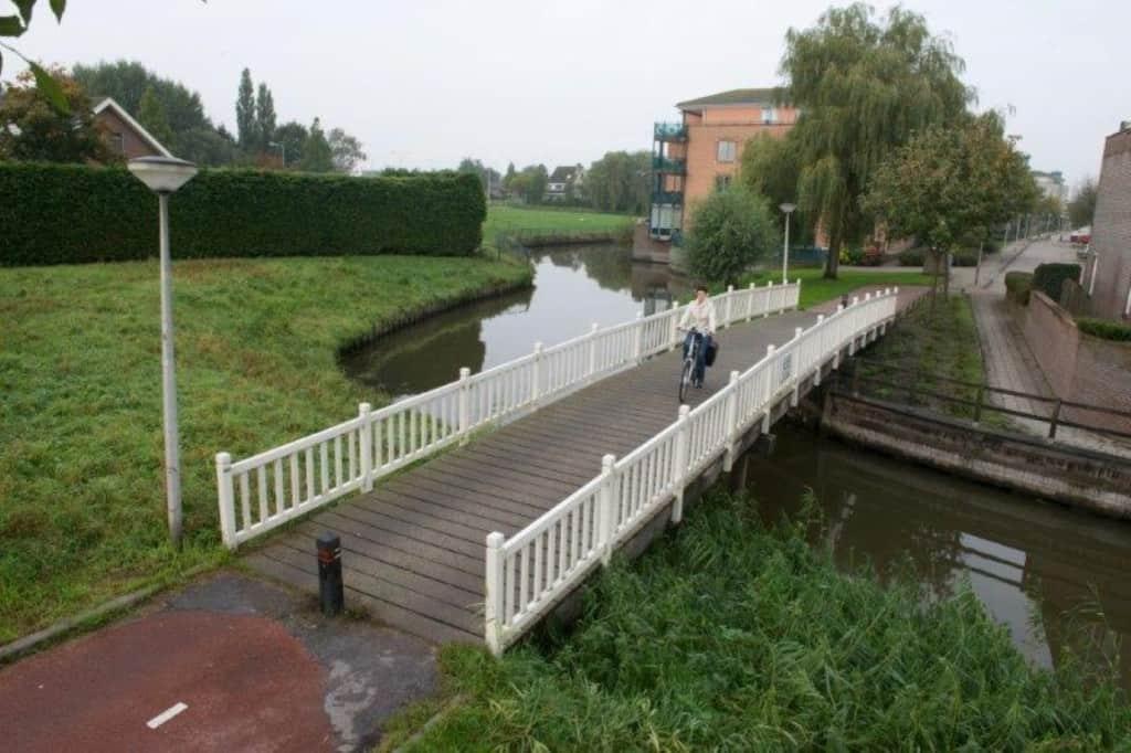 Bruggen Pijnacker