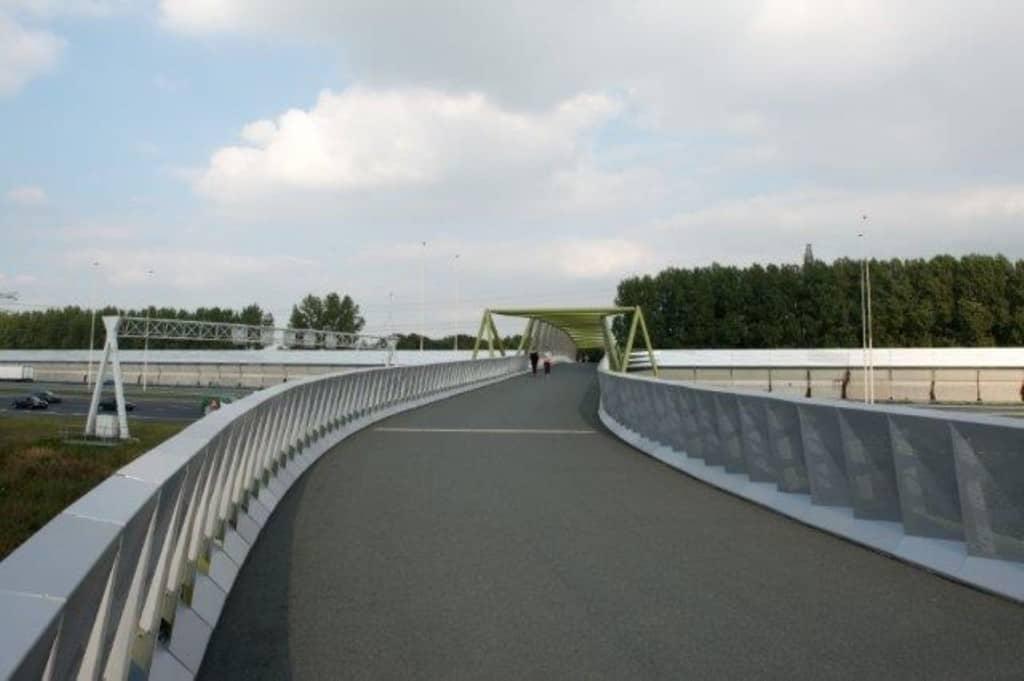 Fietsbrug A2 Maarssen