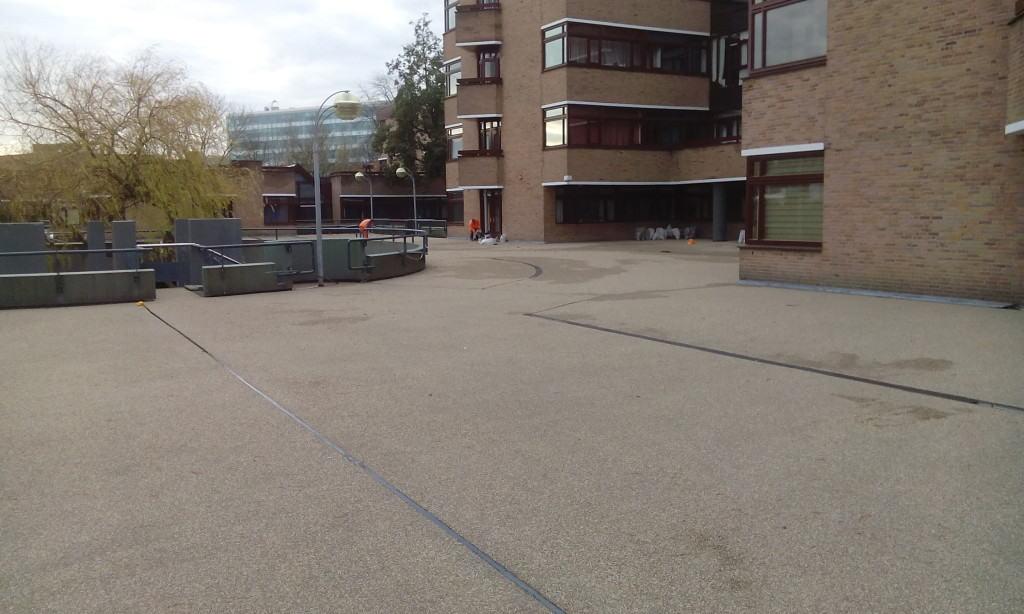 Renovatie Parkeerdak Utrecht