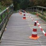 Onderhoud op diverse bruggen in Almere